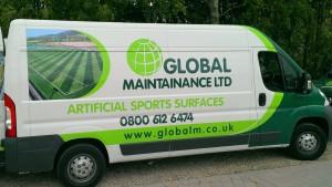 Global Van no' 3